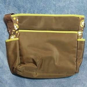 Babyboom Bags - Green Large Babyboom Baby/Diaper Bag